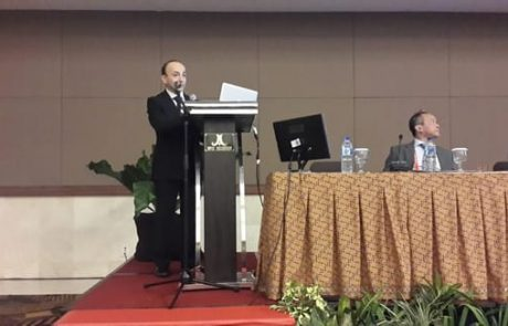Indonesia - Invited Speaker at the National Ophthalmic Congress 2014